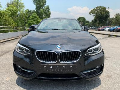 BMW 2 Series 218i Coupe