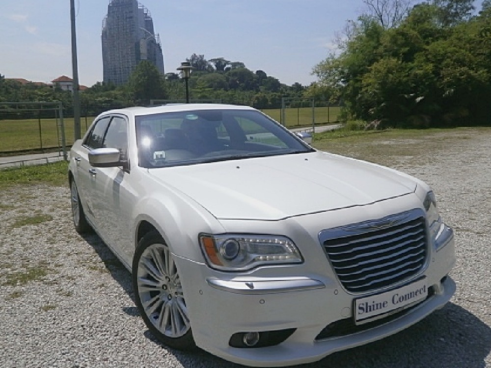 2014 Chrysler 300c For Sale Used Car Singapore Arcade Sg